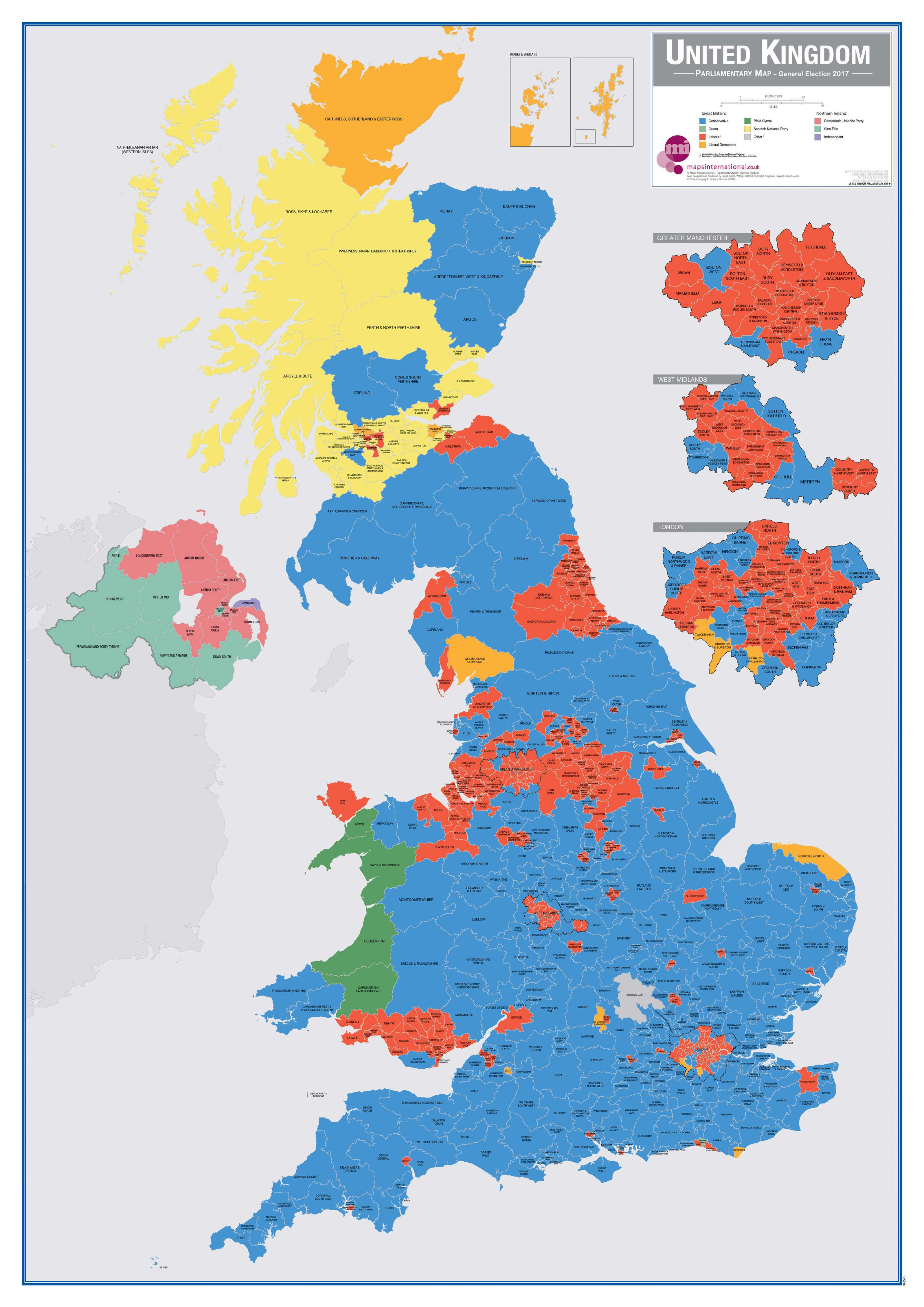 Kort Over Ost Kyst Uk Kort Over Ost England I Det Nordlige Europa